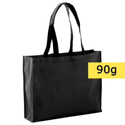 torba non-woven czarna