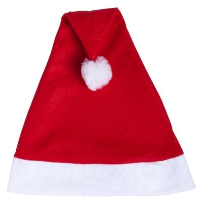 czapka swiateczna czerwona
